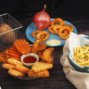 Fries & Potatoes