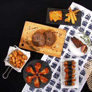 Meat/Seafood Bites & Patties